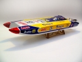 Dragon Hobby Saga Microcat 650EP Racing Boat